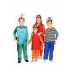 Новинки карнавальных костюмов