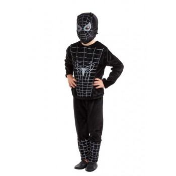 Костюм Человека - паука черный