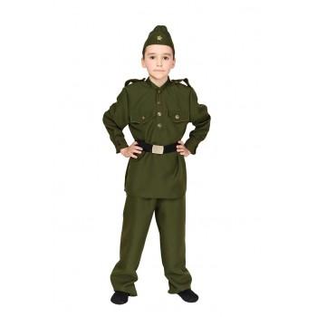 Костюм Военного Солдата для мальчика